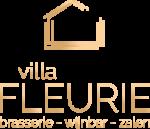 Villa Fleurie   Brasserie en Wijnbar   Rosmalen Logo